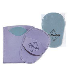 Kit básico de depilación: manopla de depilación y recambios - lila